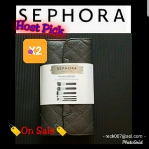 Sale🏷Sephora Delux Charcoal Brush  Price is FIRM